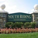 Who Chose the Name South Riding?