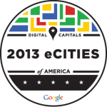 Chantilly is Google's Choice for Top eCity in Virginia